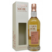 Tormore 2011 9 Year Old Peated Cask Carn Mor Bottling