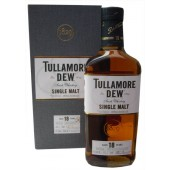 Tullamore Dew 18 Year Old Irish Whiskey