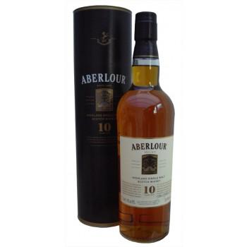 Aberlour 10 Year Old Single Malt Whisky
