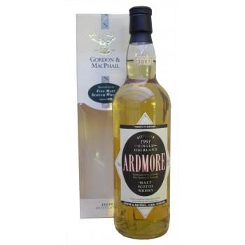 Ardmore 1991 Single Malt Whisky