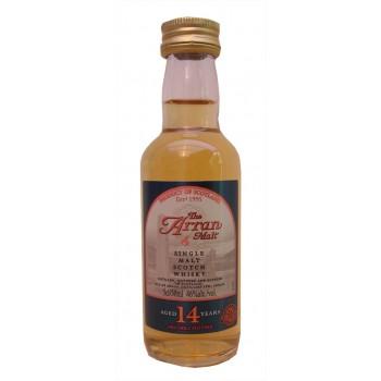 Arran 14 year Old 5cl Single Malt whisky