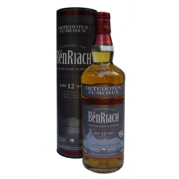 Benriach 12 Year Old Peated Pedro Ximinez Finish 'Heredotus Fum