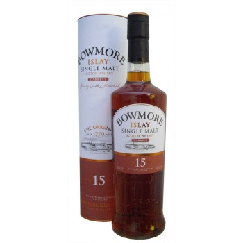 Bowmore 15 Year Old 'Darkest' Single Malt Whisky