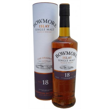Bowmore 18 Year Old Single Malt Whisky