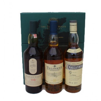 Classic Malts Collection Tri Pack 20cl Number 2
