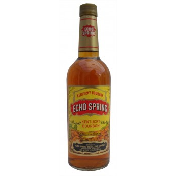 Echo Spring Straight Kentucky Bourbon