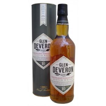 Glen Deveron 10 Year Old Single Malt Whisky
