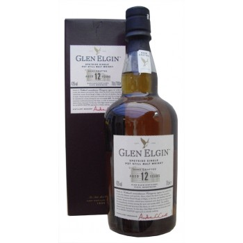 Glen Elgin 12 Year Old Single Malt Whisky
