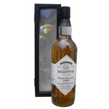 Glen Scotia 1991 Single Malt Whisky
