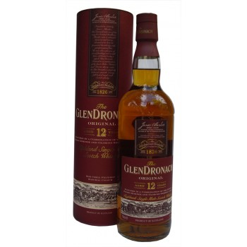 Glendronach 12 Year Old Single Malt Whisky