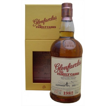 Glenfarclas 1982 Family Cask Single Malt Whisky