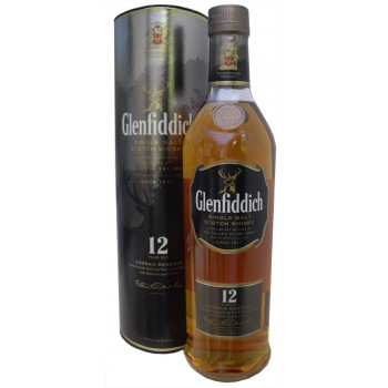 Glenfiddich 12 Year Old Caoran Reserve Single Malt Whisky