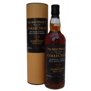 Glenrothes 1969 Single Malt Whisky