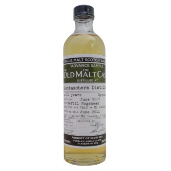 Glentauchers 2000 11 Year Old 200ml Single Malt Whisky