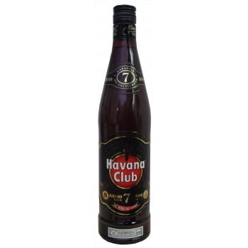 Havana Club 7 Anos 70cl