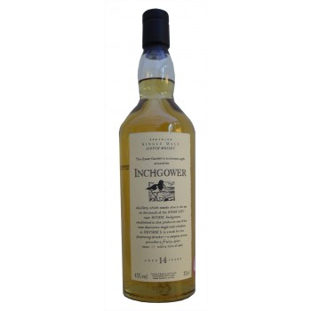 Inchgower 14 Year Old Flora & Fauna Single Malt Whisky