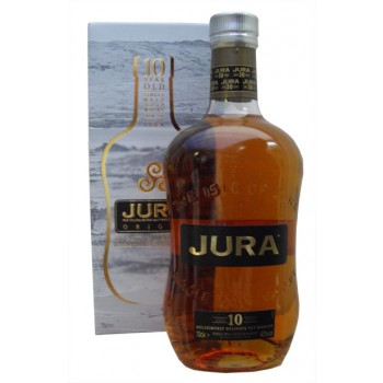Jura 10 Year Old Single Malt Whisky