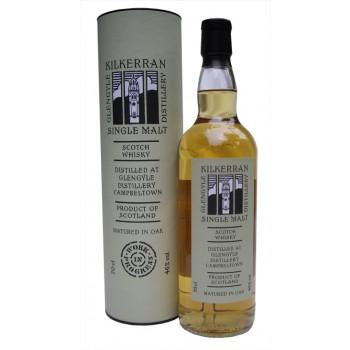 Kilkerran Work In Progress 3 Single Malt Whisky