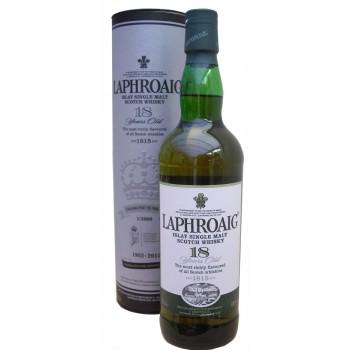 Laphroaig 18 Year Old Diamond Jubilee Single Malt Whisky