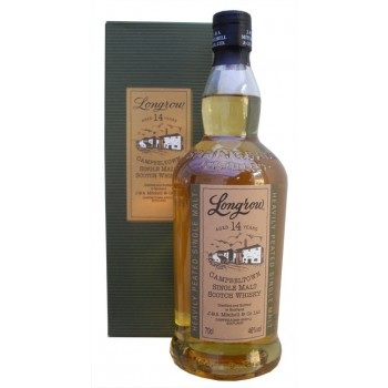 Longrow 14 Year Old Single Malt Whisky