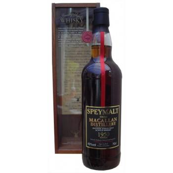 Macallan 1950 (Speymalt) Single Malt Whisky