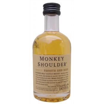 Monkey Shoulder Blended Malt Whisky 5cl