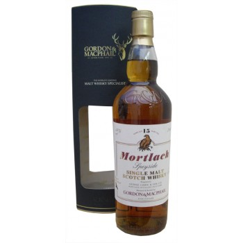 Mortlach 15 Year Old Single Malt Whisky