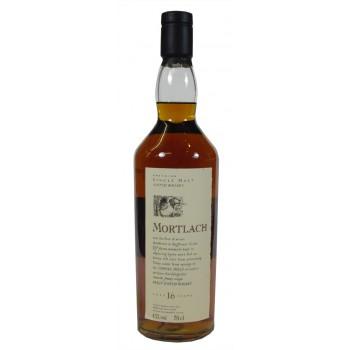 Mortlach 16 Year Old Flora & Fauna Series Single Malt Whisky
