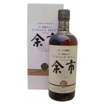 Nikka Yoichi 15 Year Old Single malt Whisky