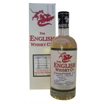 St Georges Chapter 11 Single Malt Whisky