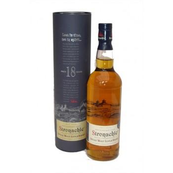 Stronachie 18 Year Old Single Malt Whisky