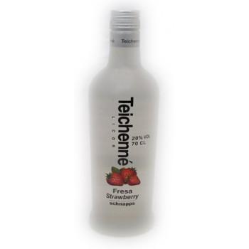 Teichenne Strawberry Schnapps 70cl