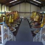 BALVENIE & GLENFIDDICH DISTILLERIES (& a peek at Kininvie)