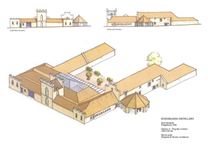 Kingsbarns Distillery Plans