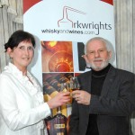Ladies Whisky Tasting with Willie Tait - February 2011