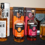 Springbank, Kilkerran and Cadenhead Whiskies