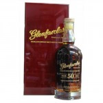 Glenfarclas 50 year old whisky