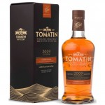 Tomatin 2009 10 year old Caribbean Rum finish whisky